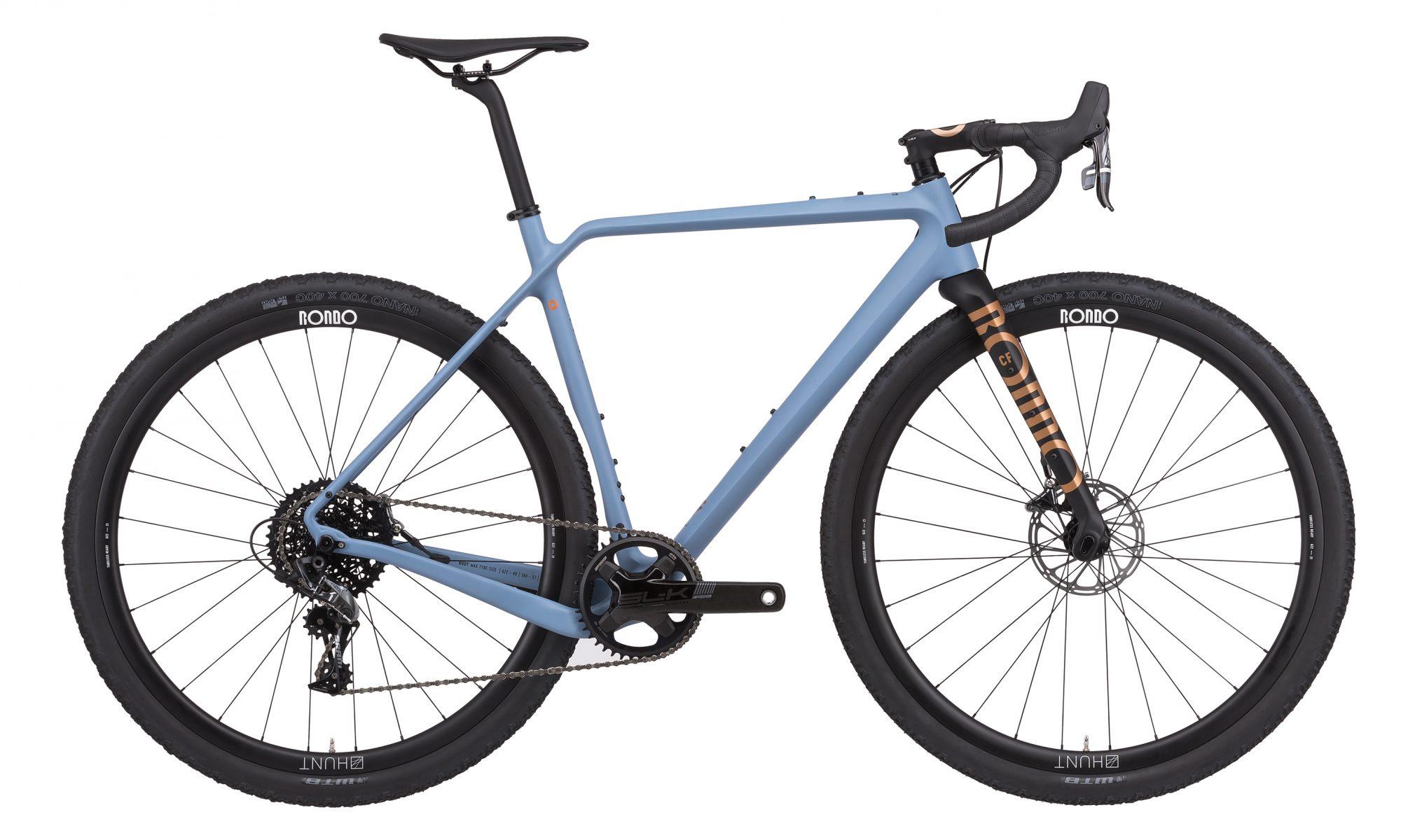 Rondo Ruut CF Gravel bike
