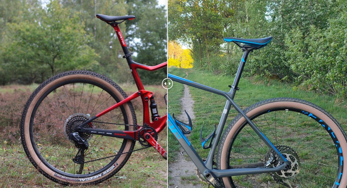 Hardtail vs fully