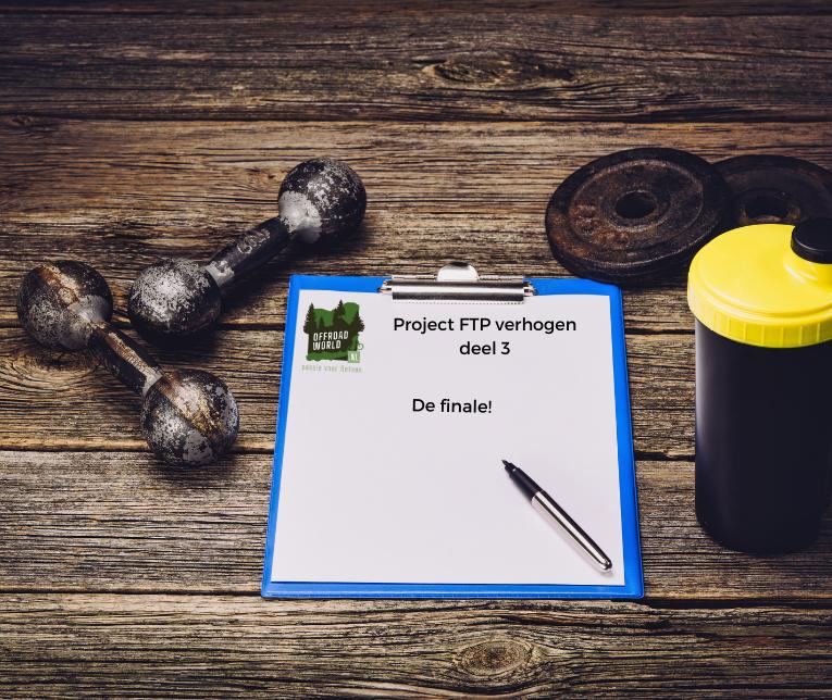 Project FTP verhogen | deel 3